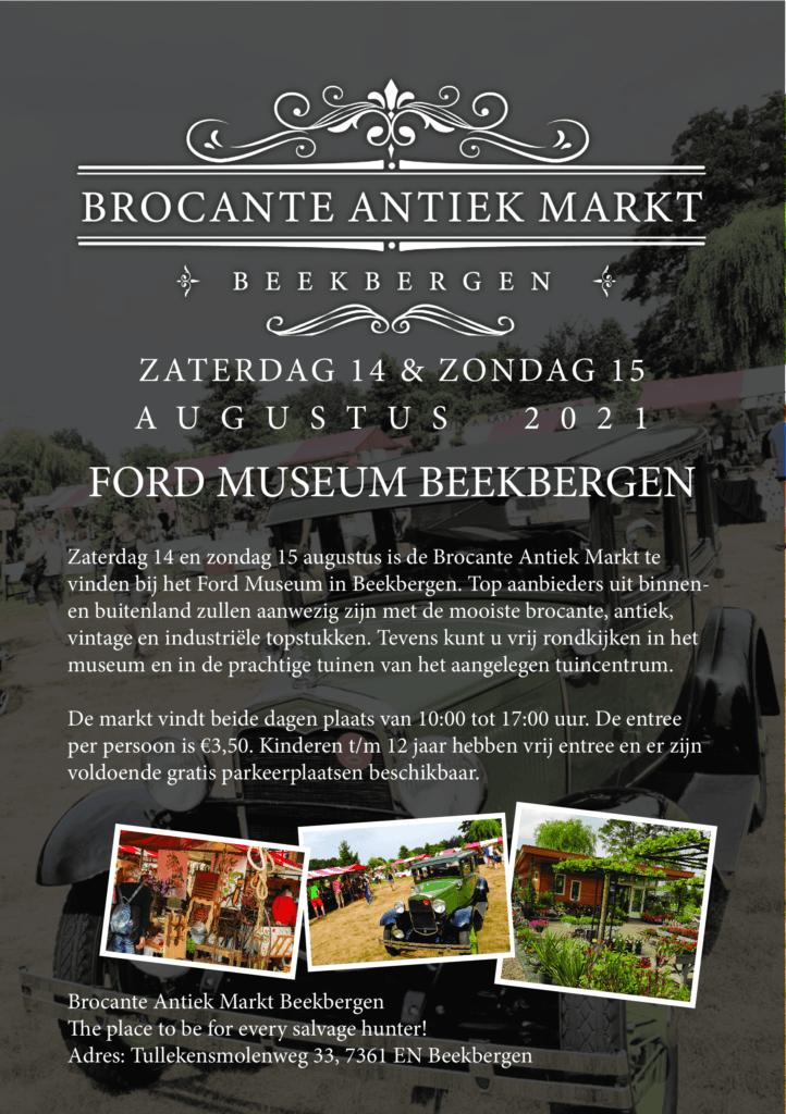 Brocante markt beekbergen